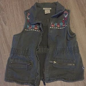 Lucky Brand toddler vest